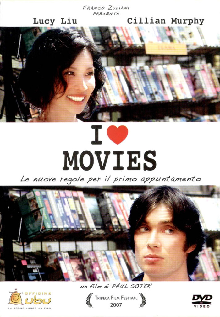 I love movies-front