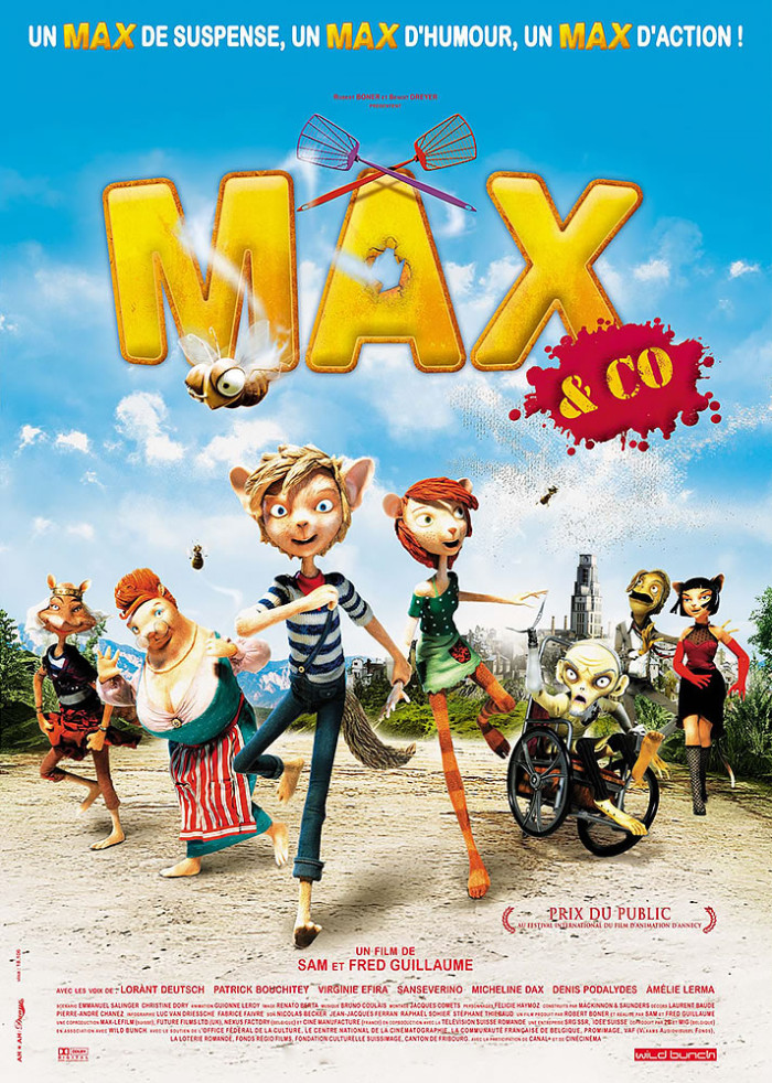 Max-and-co