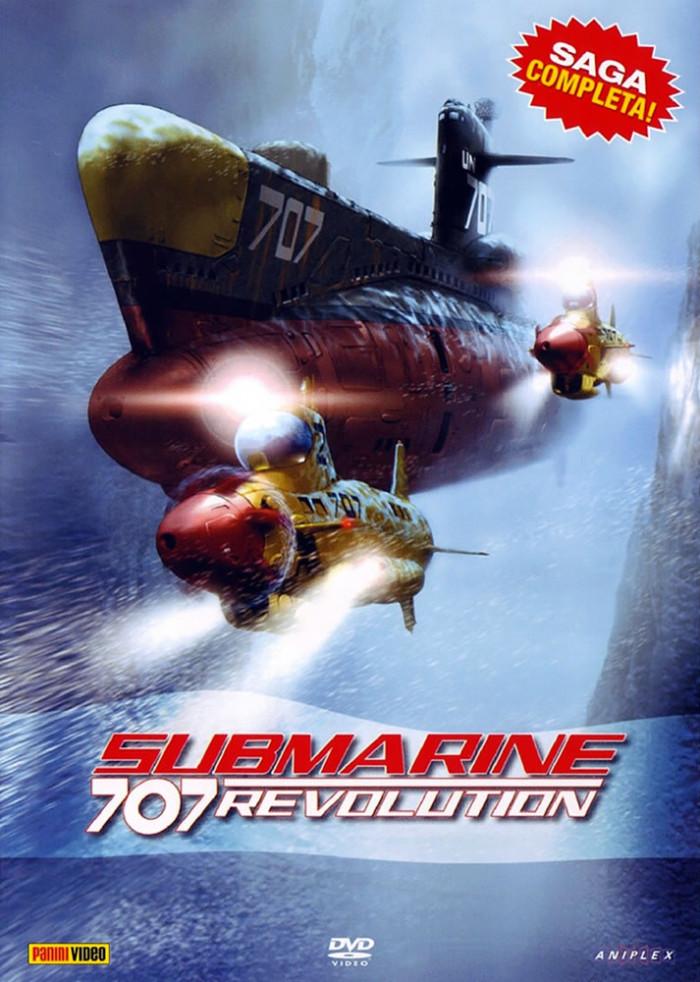 Submarine-707-Revolution