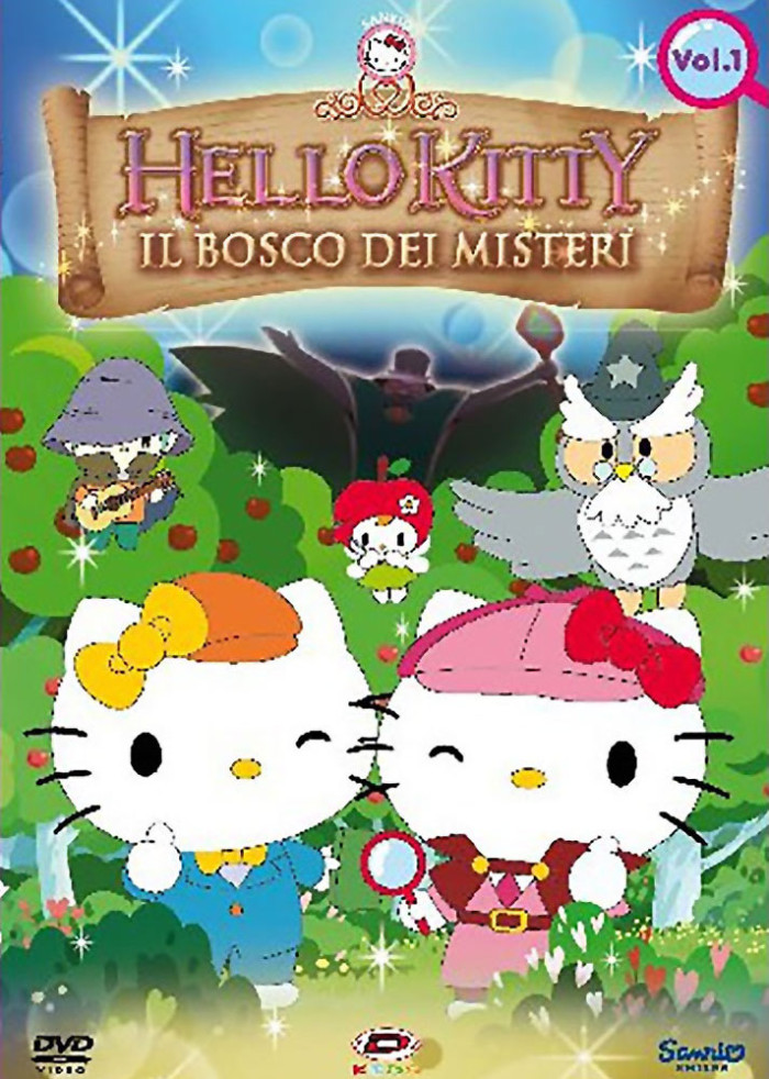 Hello-Kitty-Il-bosco-dei-misteri