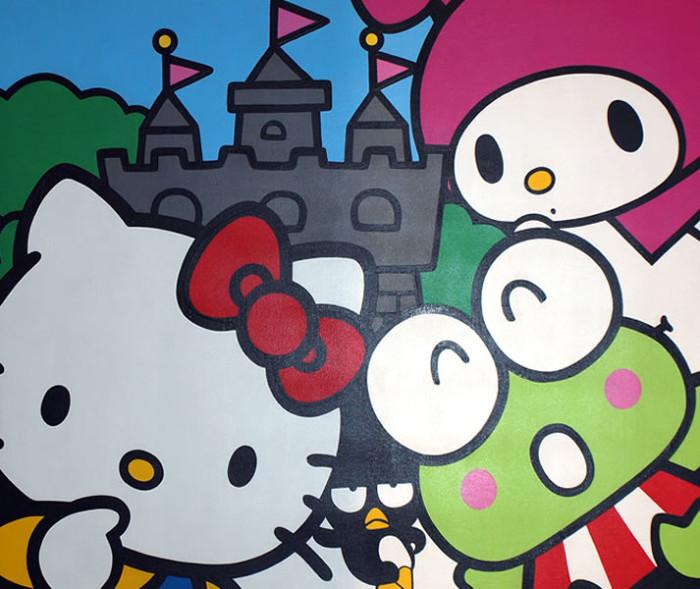 Hello-Kitty-Kero-Kero-Keroppi